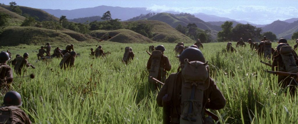 A Thin Red Line – Terrence Malick's 1998 film